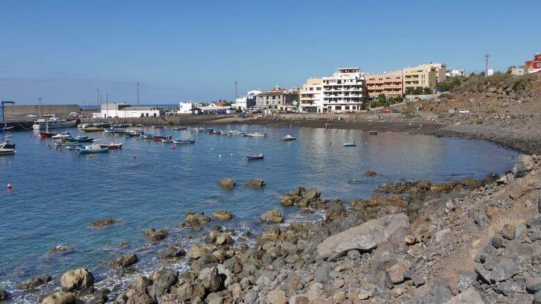 Playa de Vueltas in Valle del Rey