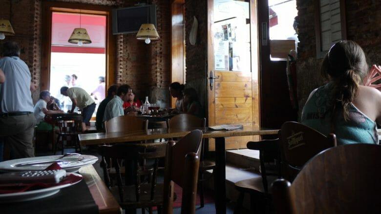 Restaurant in Santander