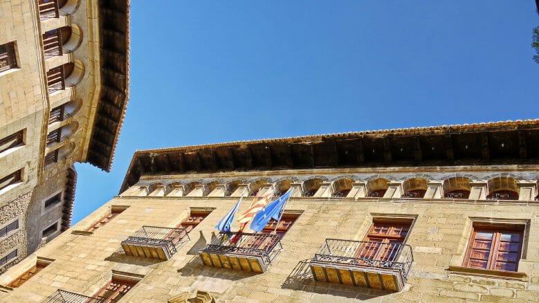 Rathaus Casa de la Villa