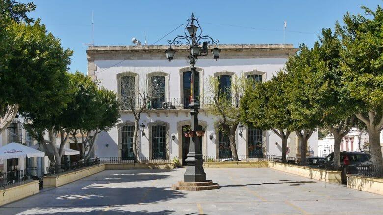 Rathaus von Níjar