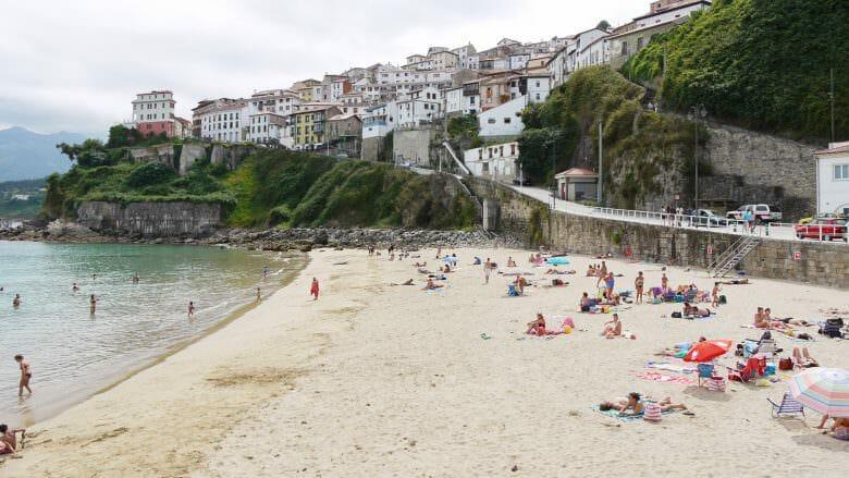 Strand von Llastres