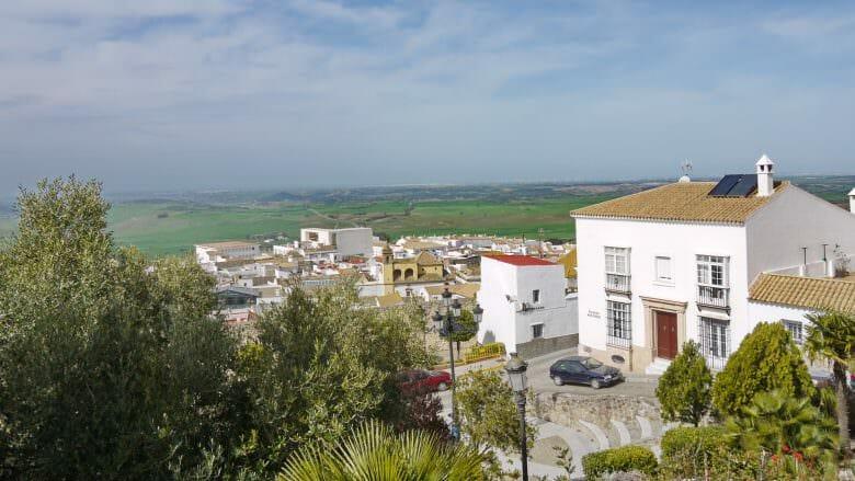 Balkon von Cádiz