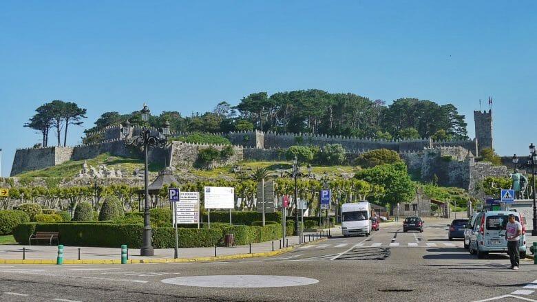 Castillo de Baiona