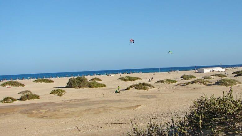 Playas de Corralejo: Über sieben Kilometer Strand