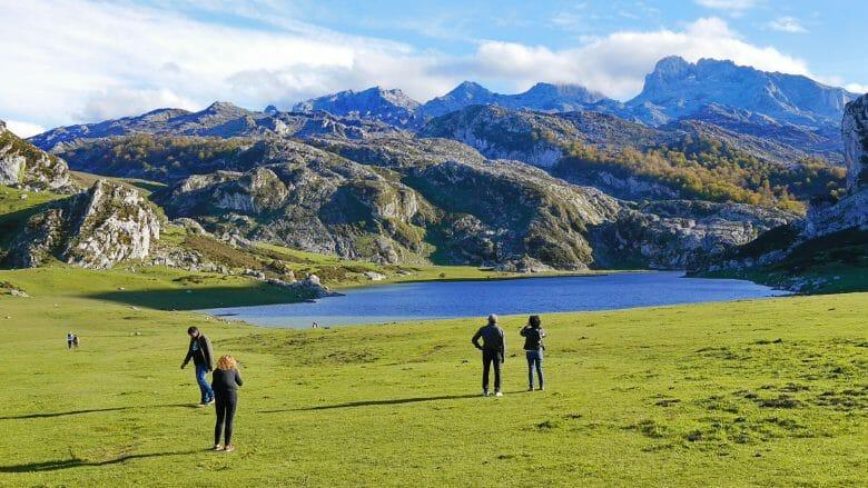 Lago de la Ercina
