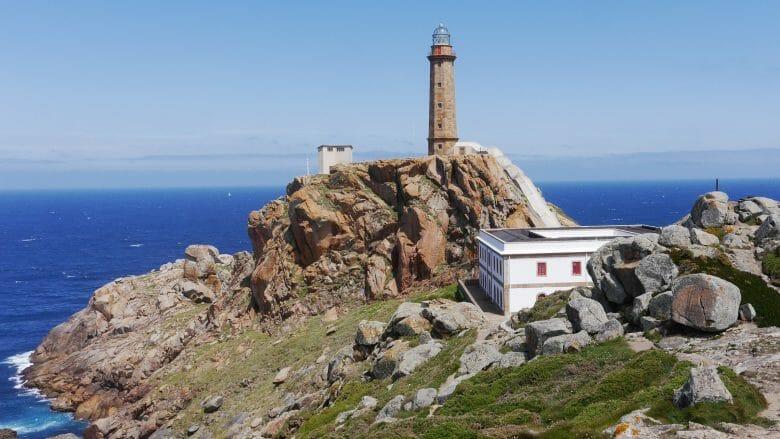 Cabo Vilán an der Costa da Morte