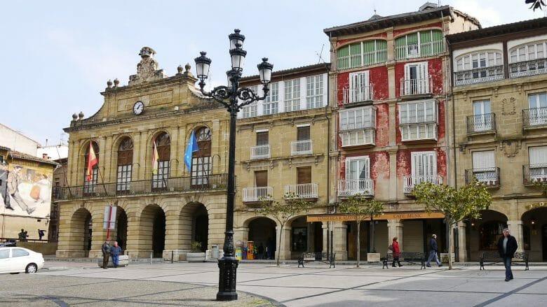 Rathaus von Haro