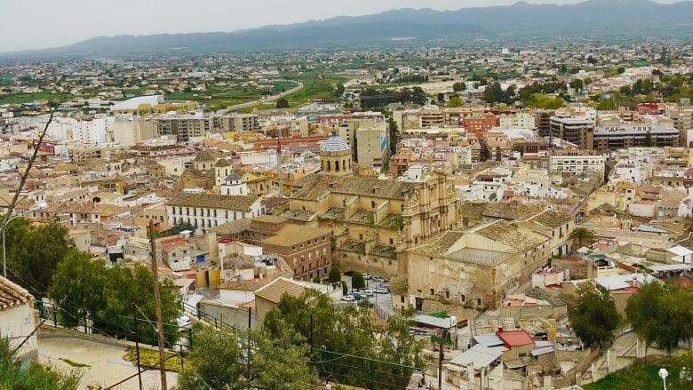 Altstadt von Lorca