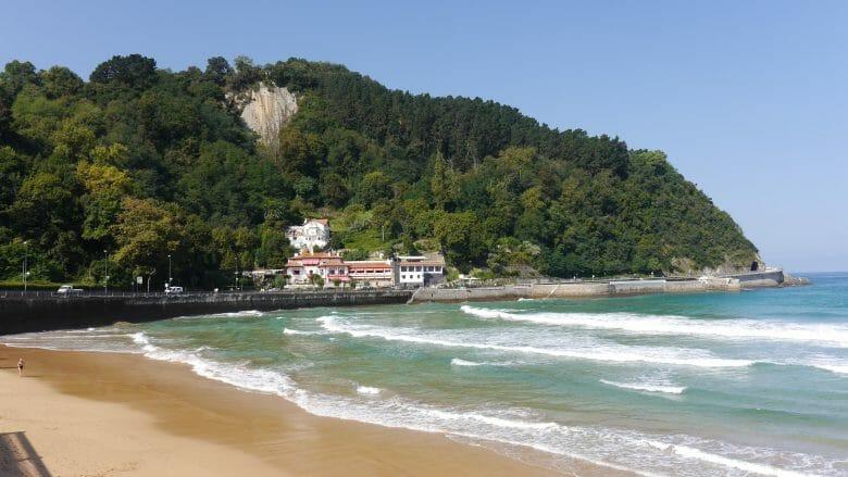 Costa Vasca: Grüne Küste und ein blaues Meer