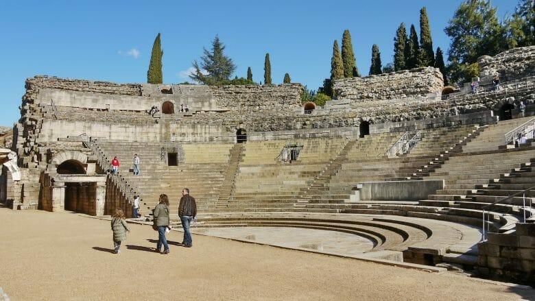 Teatro Romano in Mérida