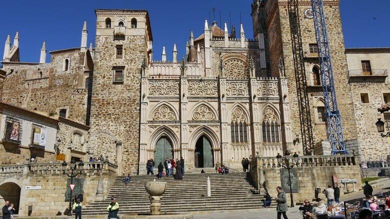 Kloster Santa María de Guadalupe