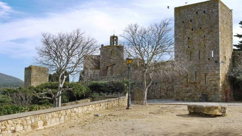 Stadtmauer von Pals