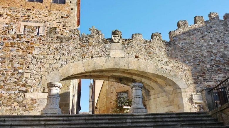 Cáceres (Altstadt)