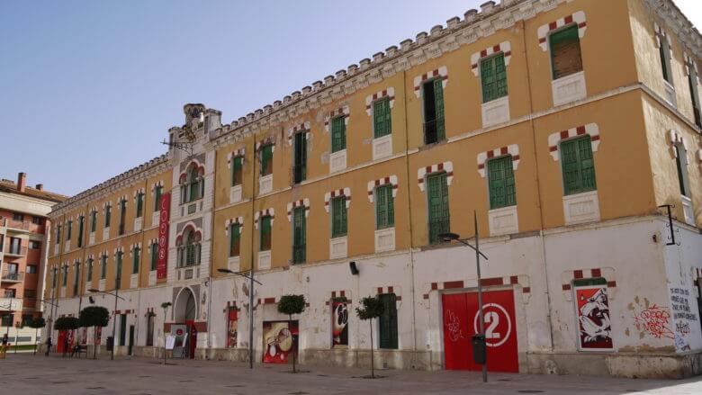 Kulturzentrum im ehemaligen Cuartel de Artillería im Murcia
