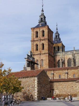 Türme der Kathedrale von Astorga