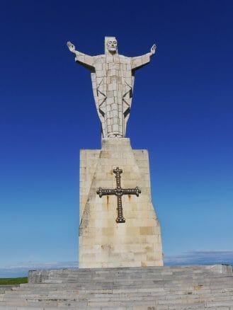 Sagrado Corazón auf dem Monte Naranco (Oviedo)