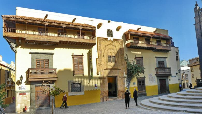 Kolumbushaus Casa de Colon in der Vegueta