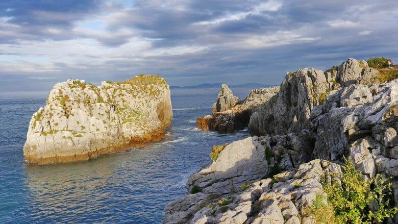 Steilküste bei Castro Urdiales
