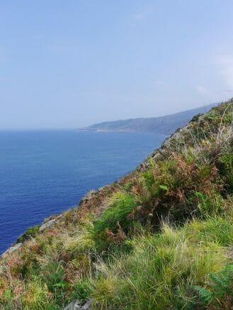 Costa Vasca bei Pasaia