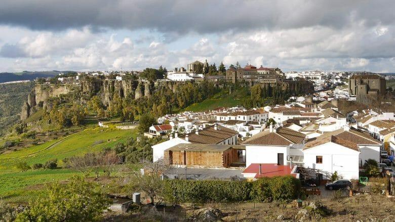 Stadtansicht Ronda