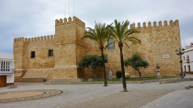 Castillo de Luna in Rota