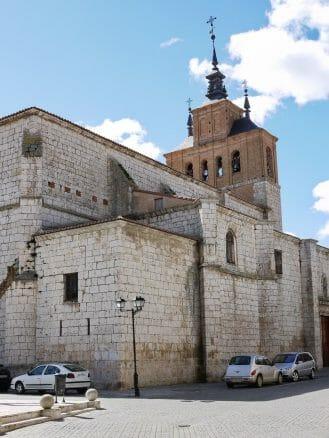 Die Kirche Santa María