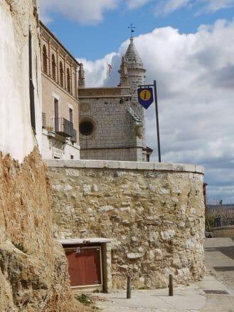 Casas del Tratado und Museum San Antolín in Tordesillas