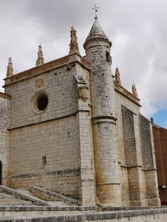 Kirche und Museum San Antolín
