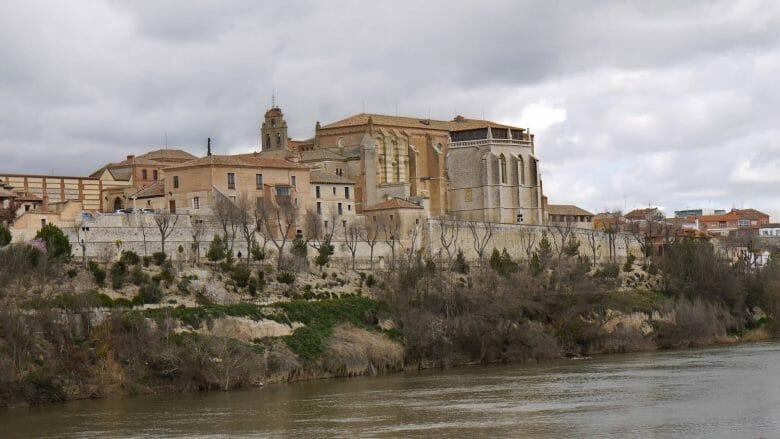 Kloster Santa Clara in Tordesillas