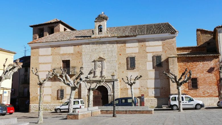 Die Kirche Santo Sepulcro in Toro