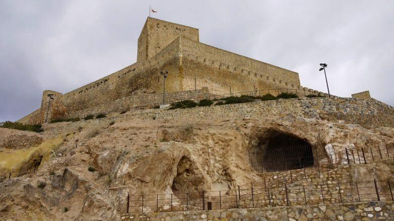 Burg von Alcaudete