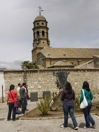 Die Kathedrale von Baeza