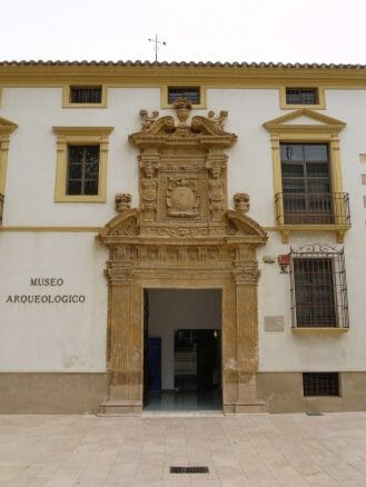 Archäologisches Museum in Lorca