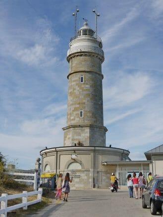 Leuchtturm am Cabo Mayor von Santander