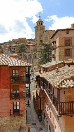 In der Altstadt von Albarracín