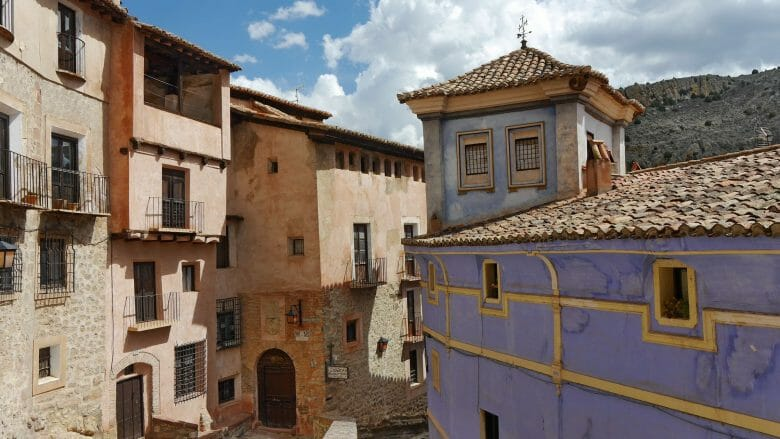 Casa de los Navarro de Arzuriaga in Albarracín