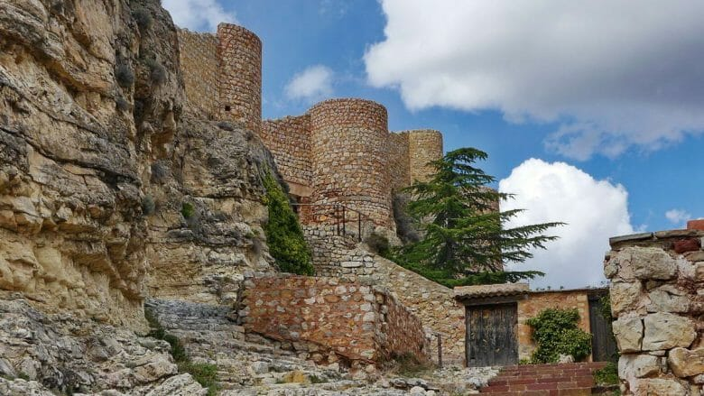 Castillo de Albarracín