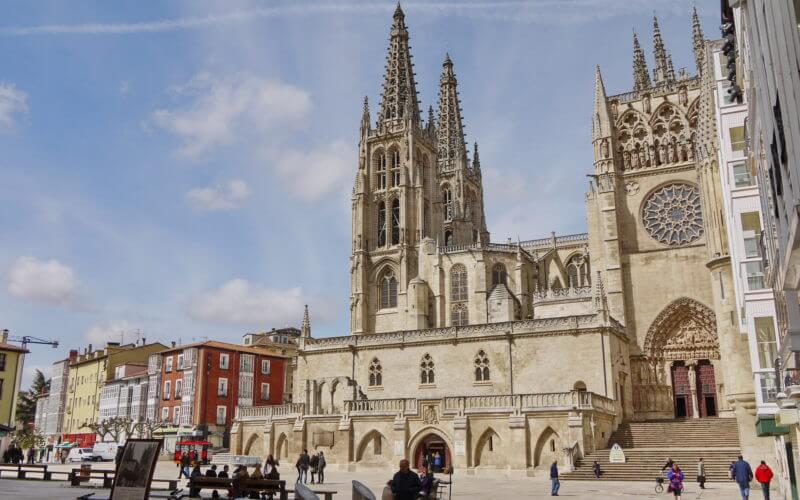 Kathedrale von Burgos (Kastilien-und Léon)
