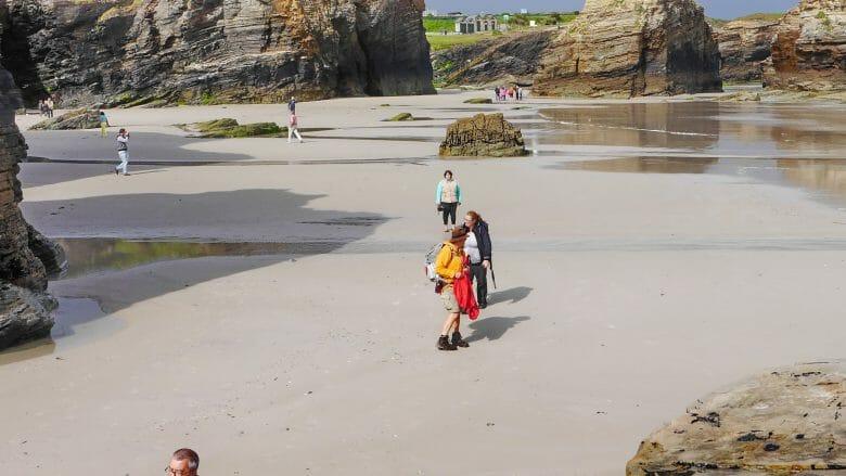 ías Altas: Praia das Catedrais (Kathedralenstrand)