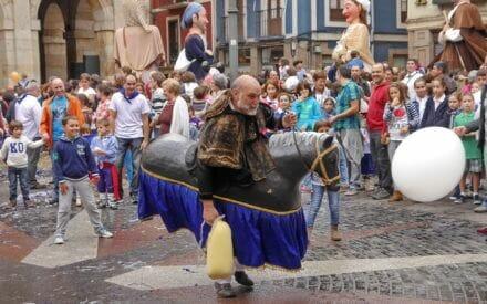 Stadt Durango (Provinz Bizkaia): Der sehenswerte Ort pflegt die baskische Kultur