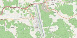 Flughafen Santiago de Compostela (Galicien), Flüge und Verbindungen