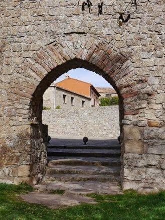 Puerta Árabe / Puerta del la Villa