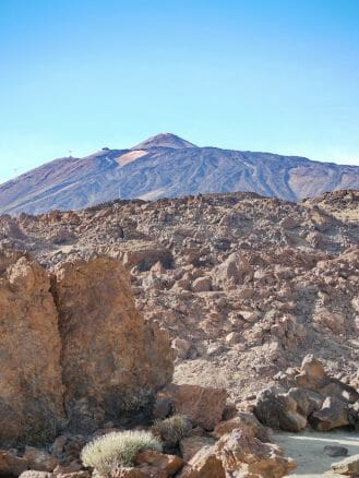 Im Teide Nationalpark