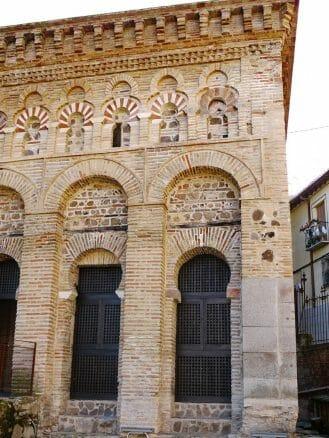 Mezquita Cristo de la Luz in Toledo