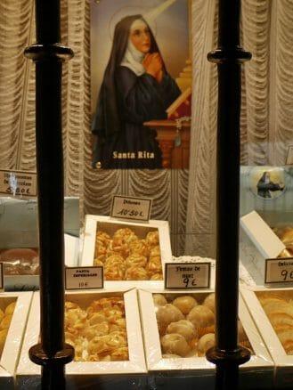 Fromme Süßigkeiten aus einem Kloster