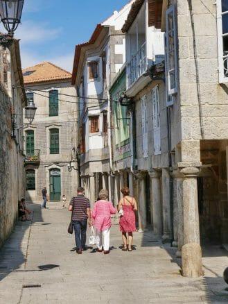 Altstadt von Baiona