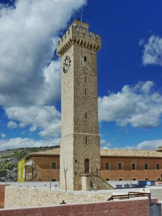 Torre de Mangana