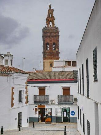 In der Altstadt von Jerez de los Caballeros