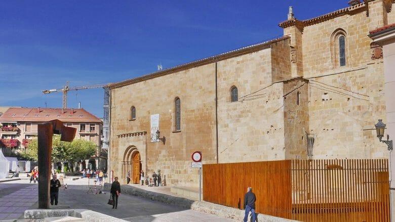 Kirche Nuestra Señora de la Mayor