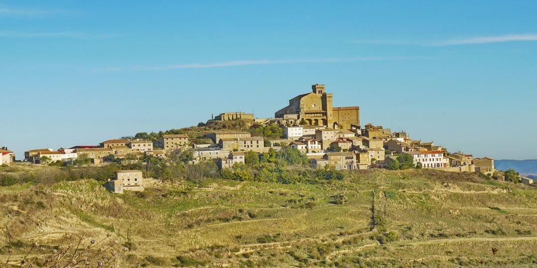Ujué, sehenswertes Dorf in Navarra